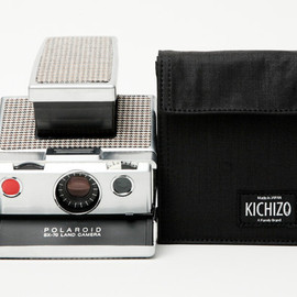 IMPOSSIBLE x Kichizo by Porter Classic - Camera Bag and Film Pouch