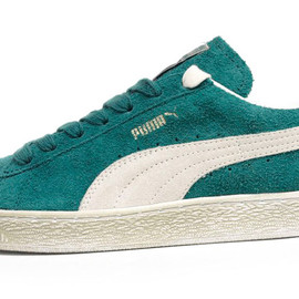 Puma - SUEDE VNTG DISTRESS LOW 「LIMITED EDITION」
