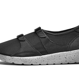 Nike - Sock Racer - Black/Grey (Speckled)