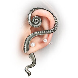 ThinkGeek - Tentacle Ear Wrap