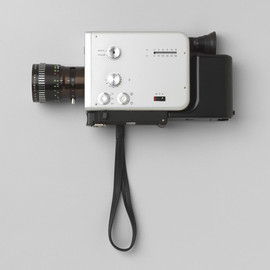 BRAUN, Robert Oberheim - Nizo 80 Movie Camera. 1968
