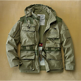 ORVIS - THE ULTIMATE TRAVEL JACKET | BY ORVIS | Image