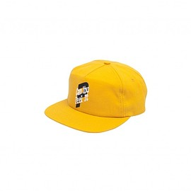 Palace Skateboards - CAN YOU FEEL IT 5-PANEL YELLOW