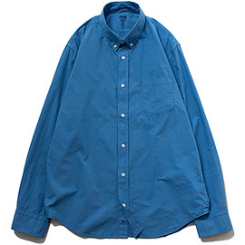 STUSSY DELUXE - OD Broadcloth L/SL Shirt