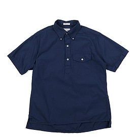 ENGINEERED GARMENTS - LOFTMAN別注 Popover Shirt-Dk.Navy