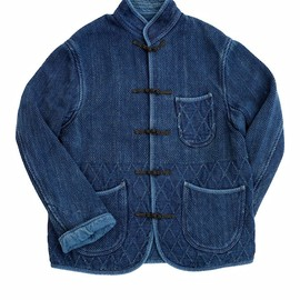 Porter Classic - Porter Classic  KENDO CHINESE JACKET