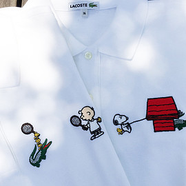 SPECIAL PRODUCT DESIGN, PEANUT, LACOSTE - ポロシャツ