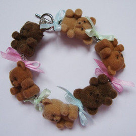 Teddy Bears Bracelet