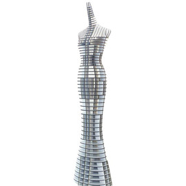 d-torso - EVE Tower white