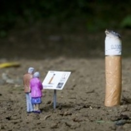 A tiny Street Art Collection - Little People