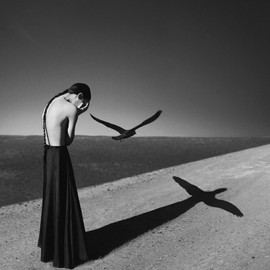 Noell S. Oszvald - Self-Portraits