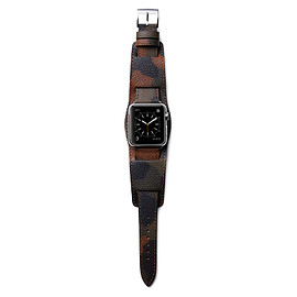 """TANKER-ORIGINAL"" Apple Watch STRAP (42mm) NAVY"