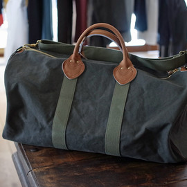 ARTS&CRAFTS - maine duck duffle bag