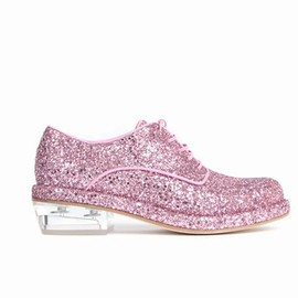 Simone Rocha - Classic Glitter Oxford Shoes