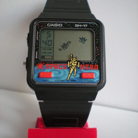 CASIO - GAME GH-17 SPACE HERO
