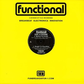 Dreadzone - Muashup the dreadz / Functional