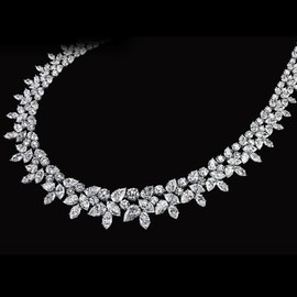 HARRY WINSTON - Iconic Wreath Necklace (リース・ネックレス)