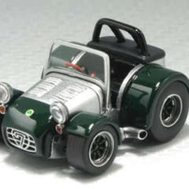 Morris MINI Cooper Rally Hand Made model Kit