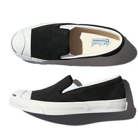 CONVERSE - JACK PURCELL SLIP-ON SUED