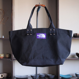 THE NORTH FACE PURPLE LABEL - Tote Bag #black