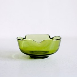 Vintage - Green Ashtray