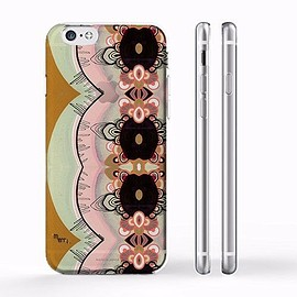 """MERRY DESIGN STORE - """"Abstract #3"""" iPhone 6/6s/5/5s/6plus/6s plus Cover [ soft / hard ]"""