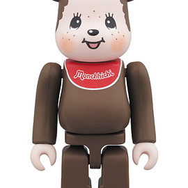 MEDICOM TOY - BE@RBRICK モンチッチ 100%
