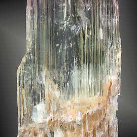colored crystal of Spodumene and Kunzite