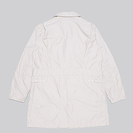 ENGINEERED GARMENTS - 41 Duster-Nyco Twill-Ivory