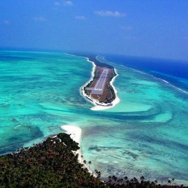 India - Lakshadweep Airport