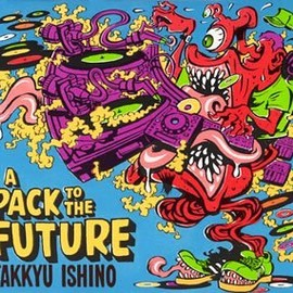 TAKYU ISHINO  - A Pack To The Future