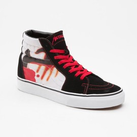 VANS - METALLICA KILL EM ALL SK8 HI