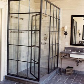 bk lining systems - steel window frame product