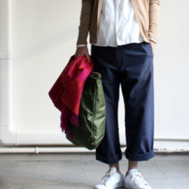 YAECA - YAECA CHAMBRAY PANTS