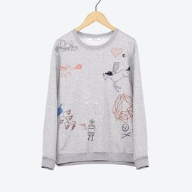 Carven - 2014AW sweat