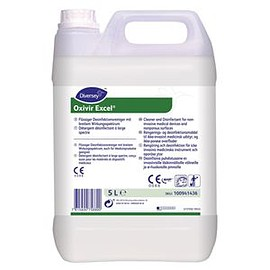 Diversey - 554D092 Oxivir Excel Concentrated Cleaning Liquid 5L