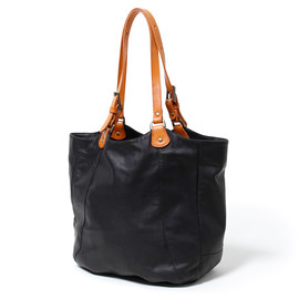 hobo - Oiled Up Sheep Leather Tote Bag