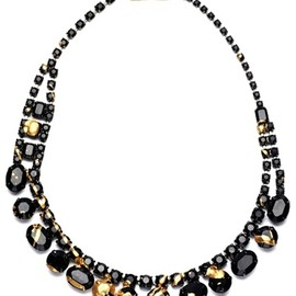 Tom Binns - Splash Out small necklace 1