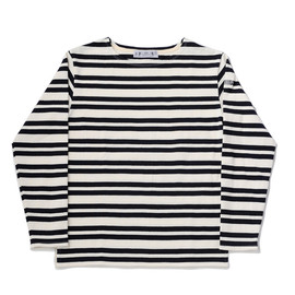 bal - STRIPE BASQUE SHIRT