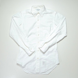 Thom Browne - Oxford B.D. Shirt/White