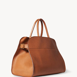 The Row - Margaux 15 Bag in Leather