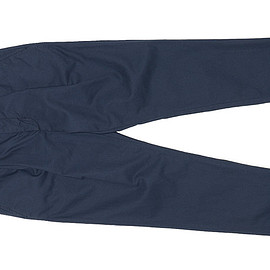 ENGINEERED GARMENTS - Willy Post Pant-8.5oz Chino Twill-Dk.Navy