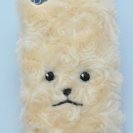 KEORA KEORA - toy poodle iphone cover