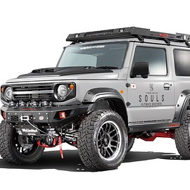 SUZUKI - JIMNY SIERRA N's LIMITED FISHING MASTER IRON MAN