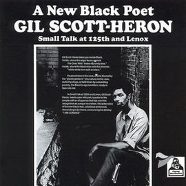 GIL SCOTT-HERON - Small Talk at 125th & Lenox [Analog]
