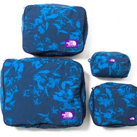 THE NORTH FACE PURPLE LABEL - THE NORTH FACE PURPLE LABEL ALOHA PRINT PACKING CASES