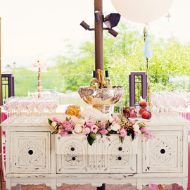 Project Wedding - Beverage Station