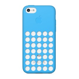 Apple - iPhone 5c Case Blue