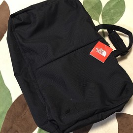 THE NORTH FACE - THE NORTH FACE/SHUTTLE DUFFEL