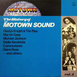 Various Artists - The History of The Motown Sound Vol.4